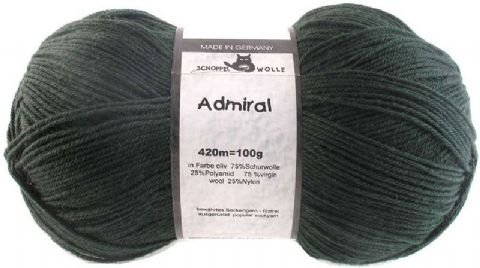 ADMIRAL olive green 6373